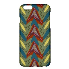 Shapes pattern Apple iPhone 6 Plus Hardshell Case