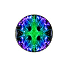 Alien Snowflake Golf Ball Marker 10 Pack (for Hat Clip)