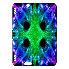 Alien Snowflake Kindle Fire HDX Hardshell Case