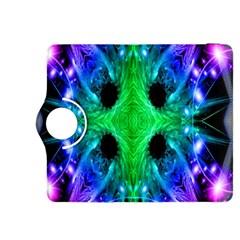 Alien Snowflake Kindle Fire HDX 8.9  Flip 360 Case