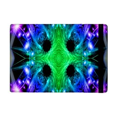 Alien Snowflake Apple iPad Mini 2 Flip Case