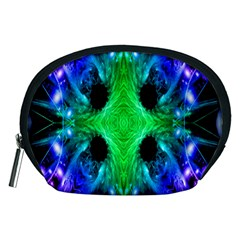 Alien Snowflake Accessory Pouch (Medium)