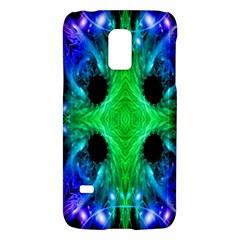 Alien Snowflake Samsung Galaxy S5 Mini Hardshell Case