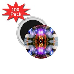 Connection 1 75  Button Magnet (100 Pack)