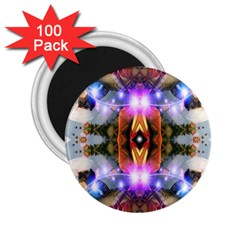 Connection 2.25  Button Magnet (100 pack)