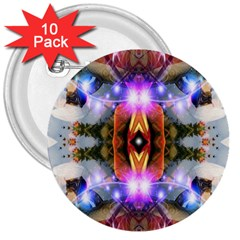 Connection 3  Button (10 Pack)