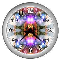 Connection Wall Clock (Silver)