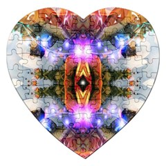 Connection Jigsaw Puzzle (Heart)