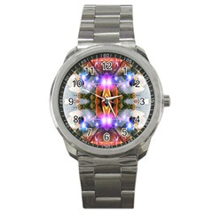 Connection Sport Metal Watch