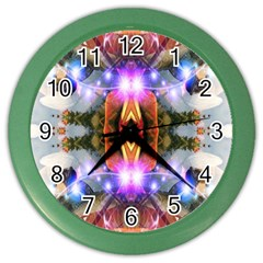 Connection Wall Clock (color)