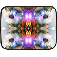 Connection Mini Fleece Blanket (two Sided)