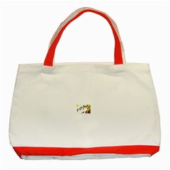 Royal Flush Classic Tote Bag (Red)