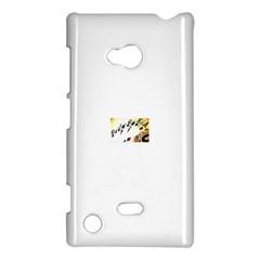 Royal Flush Nokia Lumia 720 Hardshell Case