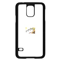 Royal Flush Samsung Galaxy S5 Case (Black)