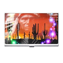 Ghost Dance Business Card Holder