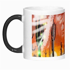 Ghost Dance Morph Mug