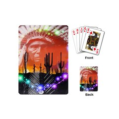 Ghost Dance Playing Cards (mini)