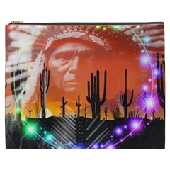 Ghost Dance Cosmetic Bag (xxxl)