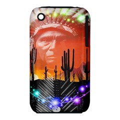 Ghost Dance Apple iPhone 3G/3GS Hardshell Case (PC+Silicone)