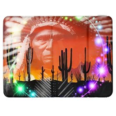 Ghost Dance Samsung Galaxy Tab 7  P1000 Flip Case