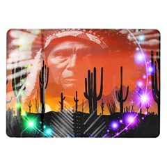 Ghost Dance Samsung Galaxy Tab 10.1  P7500 Flip Case