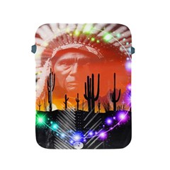 Ghost Dance Apple Ipad Protective Sleeve