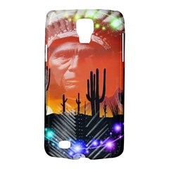 Ghost Dance Samsung Galaxy S4 Active (I9295) Hardshell Case