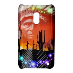 Ghost Dance Nokia Lumia 620 Hardshell Case