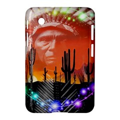 Ghost Dance Samsung Galaxy Tab 2 (7 ) P3100 Hardshell Case