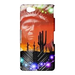 Ghost Dance Sony Xperia Z1 Compact Hardshell Case