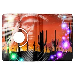 Ghost Dance Kindle Fire Hdx Flip 360 Case