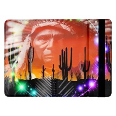 Ghost Dance Samsung Galaxy Tab Pro 12.2  Flip Case