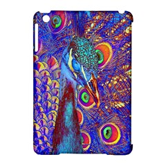 Peacock Apple Ipad Mini Hardshell Case (compatible With Smart Cover)