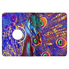 Peacock Kindle Fire HDX Flip 360 Case