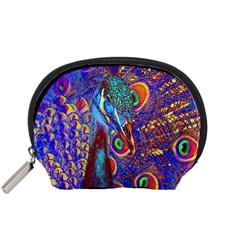 Peacock Accessory Pouch (Small)