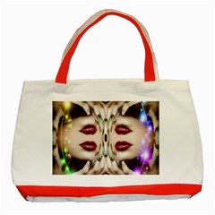 Magic Spell Classic Tote Bag (Red)