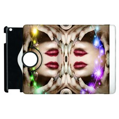 Magic Spell Apple Ipad 2 Flip 360 Case