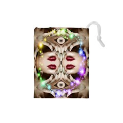 Magic Spell Drawstring Pouch (Small)