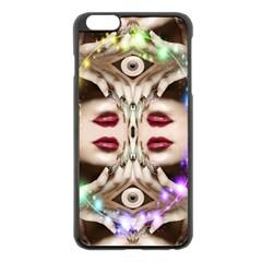Magic Spell Apple iPhone 6 Plus Black Enamel Case