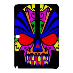 Skull In Colour Samsung Galaxy Tab Pro 12.2 Hardshell Case