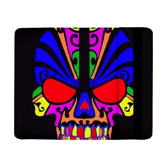 Skull In Colour Samsung Galaxy Tab Pro 8.4  Flip Case