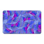 Abstract Deco Digital Art Pattern Magnet (Rectangular) Front