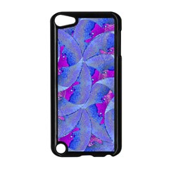 Abstract Deco Digital Art Pattern Apple iPod Touch 5 Case (Black)