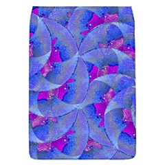Abstract Deco Digital Art Pattern Removable Flap Cover (large)