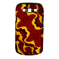 Tribal Summer Nightsdreams Pattern Samsung Galaxy S III Classic Hardshell Case (PC+Silicone)