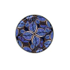 Fantasy Nature Pattern Print Golf Ball Marker (for Hat Clip)