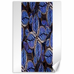 Fantasy Nature Pattern Print Canvas 24  x 36  (Unframed)