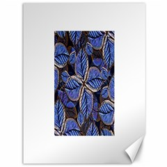 Fantasy Nature Pattern Print Canvas 36  x 48  (Unframed)