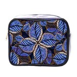 Fantasy Nature Pattern Print Mini Travel Toiletry Bag (One Side) Front