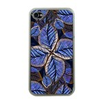 Fantasy Nature Pattern Print Apple iPhone 4 Case (Clear) Front
